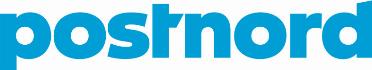 Logotyp för PostNord Sverige